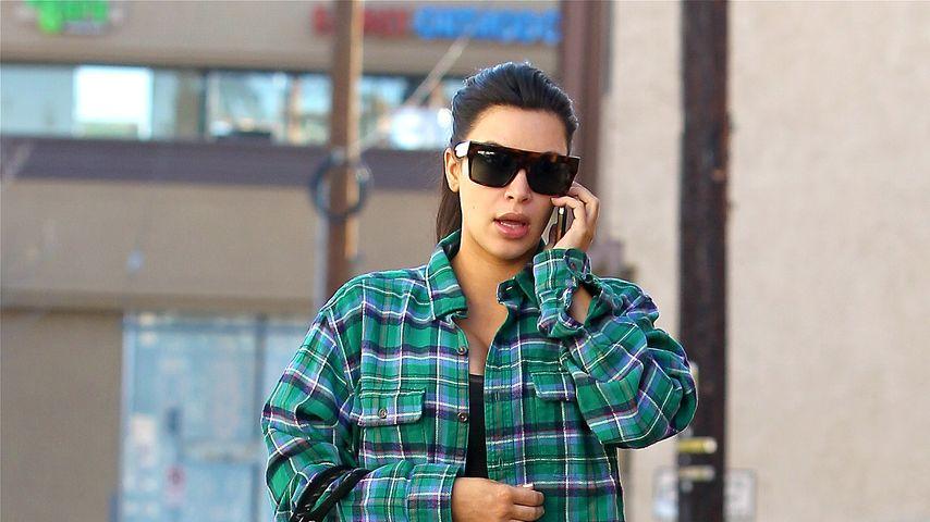 Ohne Netz! Kim Kardashian genervt von Kuba-Urlaub