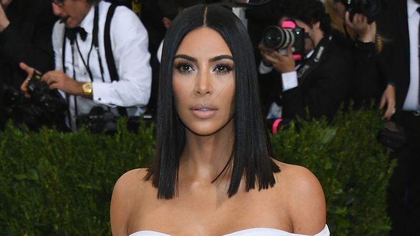 Ohne Kanye bei der Met Gala 2017: Warum kam Kim allein?