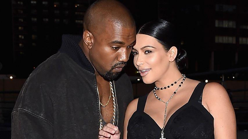 Jetzt doch! 3. Baby für Kim Kardashian & Kanye West?