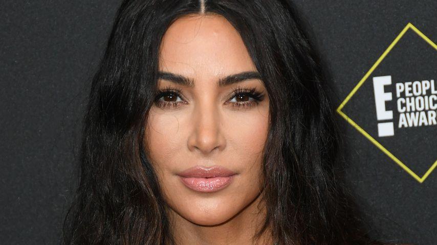 Kim Kardashian bei den People's Choice Awards in Santa Monica im November 2019