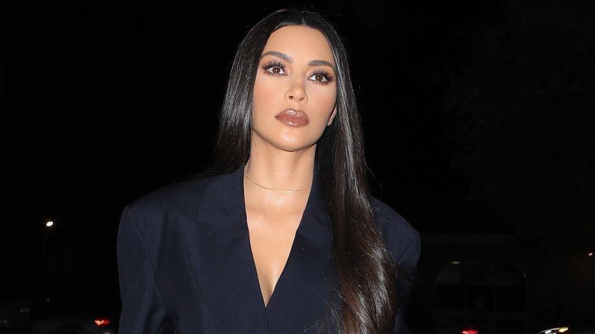 Kim Kardashian, November 2019