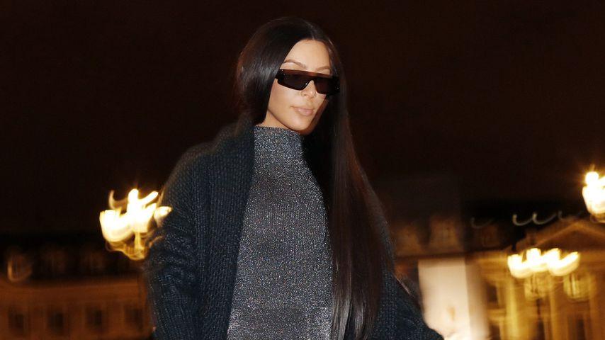 Kim Kardashian in Paris im März 2019
