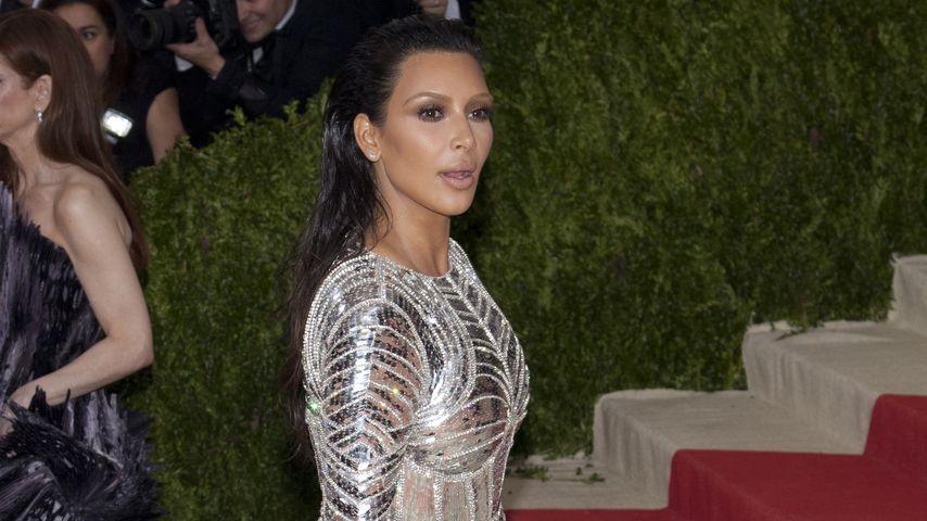 Großes POblem: Kim Kardashian will ihren Hintern nicht mehr!
