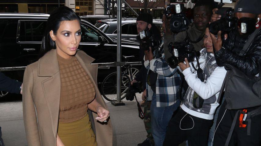 Kim Kardashian: Genug vom Schwarz-Weiß-Look?