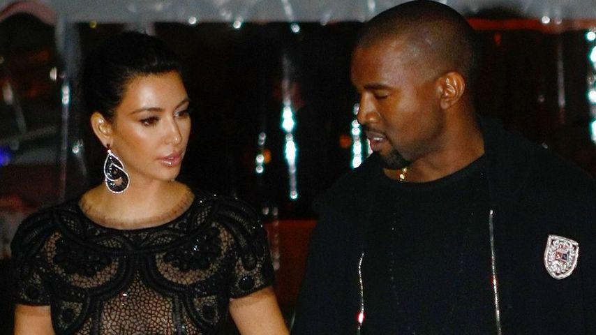 Kim Kardashian: Stil-Beratung von Kanye West