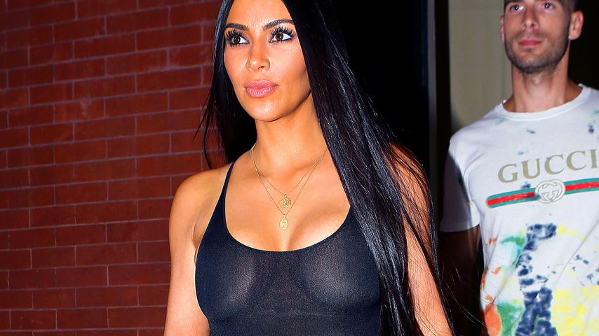 Kim Kardashian im Beauty-Wahn: Brüste & Booty immer praller!