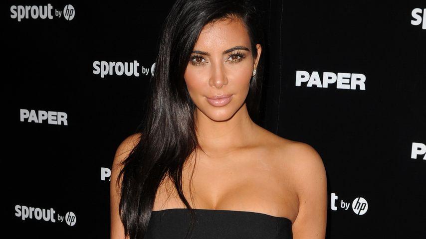 Kim Kardashian: Gewichts-Zunahme war eine Lektion