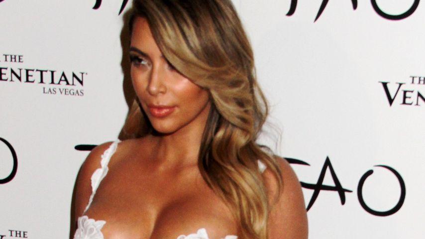 Kim Kardashian: Folgt bald schon ein zweites Baby?