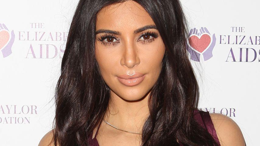 Popo-Prahlerei: Kim Kardashian feiert ihre Po-Pics
