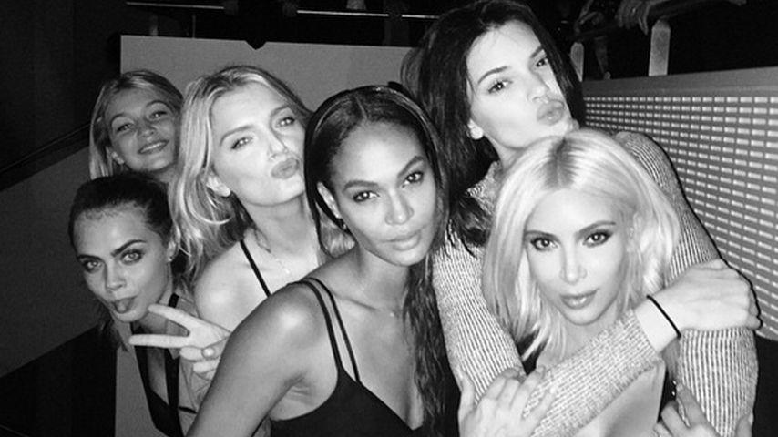 Kim Kardashian gesteht: Kendall ist ihr zu schön!