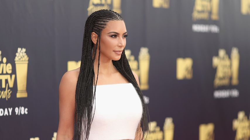 Kim Kardashian bei den MTV Movie and TV Awards 2018