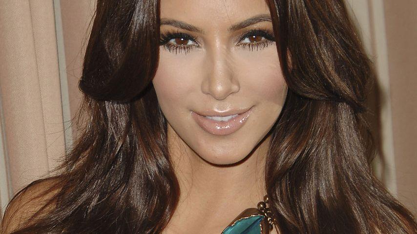 Kim Kardashian: Schuppenflechte zur Hochzeit