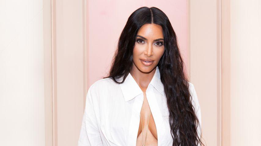 """""""Mrs. West"""": Kim Kardashian legt für Kosmetik Doppelnamen ab"""