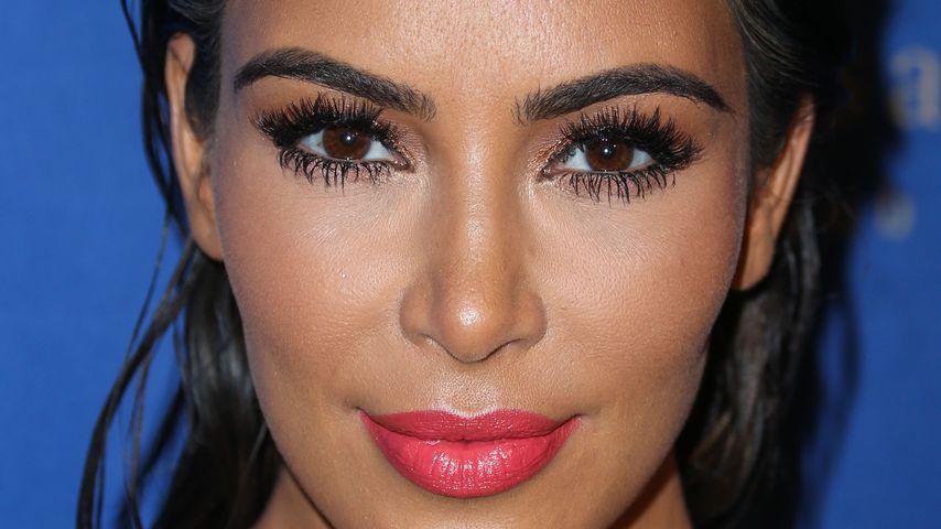 Kim Kardashian im Hakkasan Nachtclub in Las Vegas