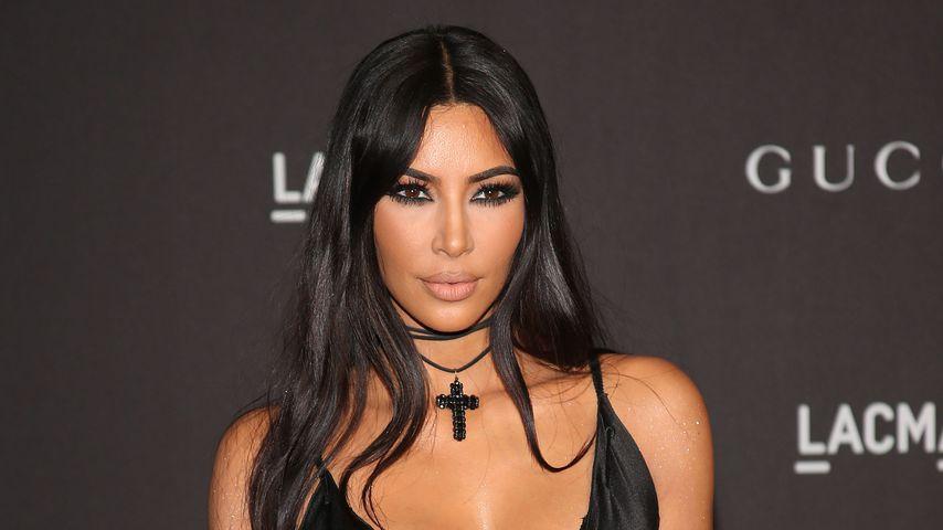 Kim Kardashian im November 2018