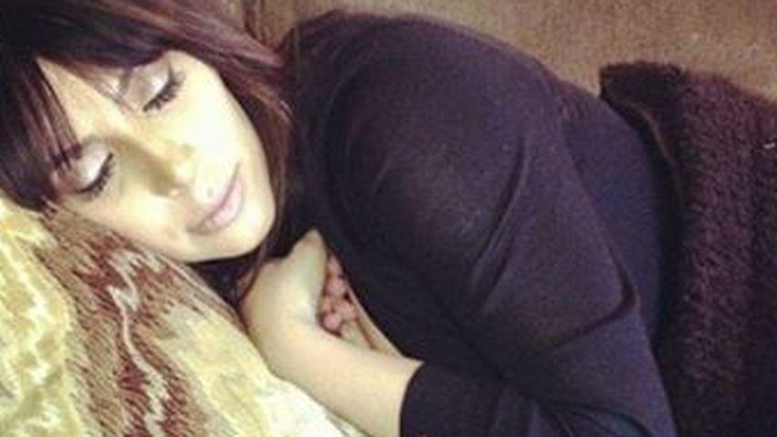 Kim Kardashian: Seht ihr 1. Foto nach der Geburt