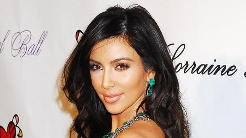 Kim Kardashian auf dem Weg zum Popstar!