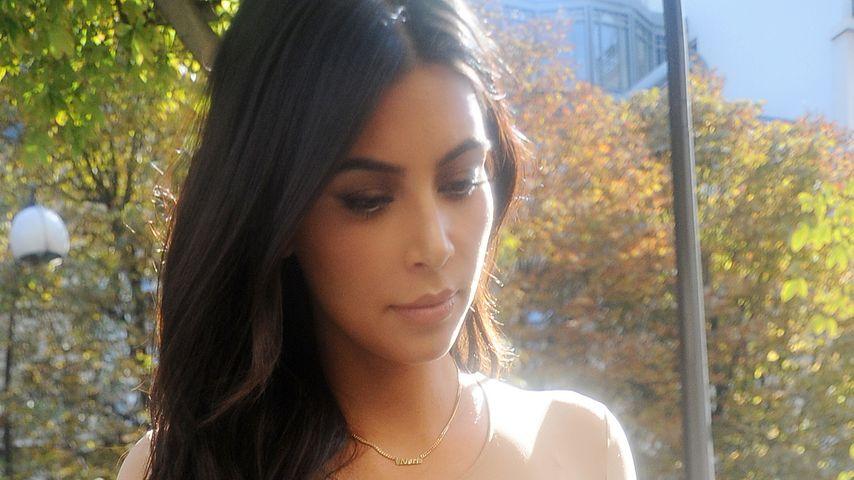 Kim Kardashian weinte früher wegen ihrer Figur