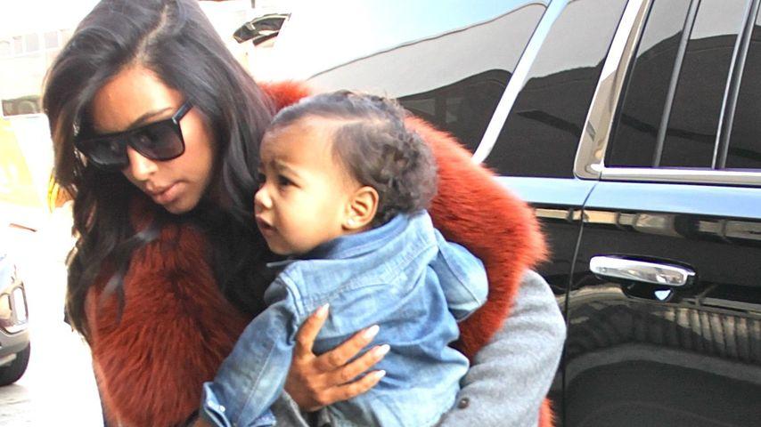 Für 2. Baby! Kim Kardashian testet Fruchtbarkeit