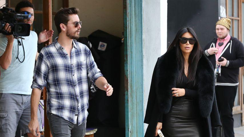 Scott Disick verliebt: Khloe & Kim Kardashian sind sauer!