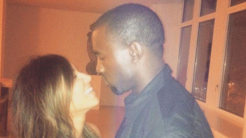 2. Hochzeitstag! So süß erklärt Kim Kanye ihre Liebe