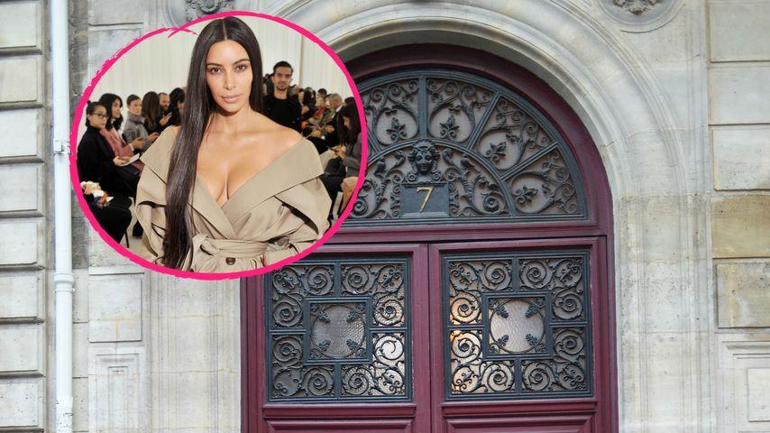 Mega Luxus-Residenz: Hier wurde Kim Kardashian ausgeraubt