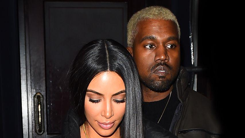 300-Millionen-Dollar-Scheidung: Sind Kim & Kanye am Ende?