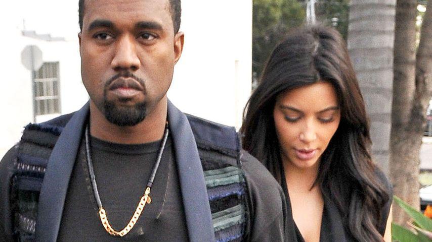 Kanye West will nicht bei der Geburt dabei sein