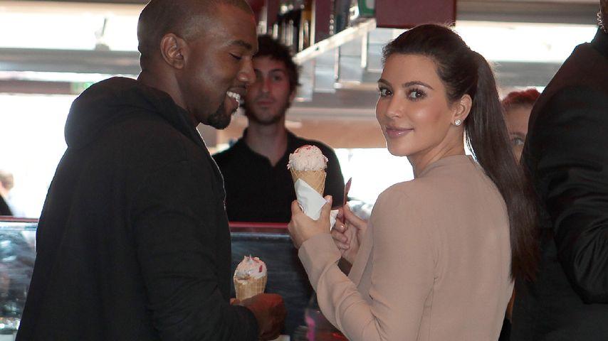 Kim Kardashian: So kam sie wirklich mit Kanye zusammen