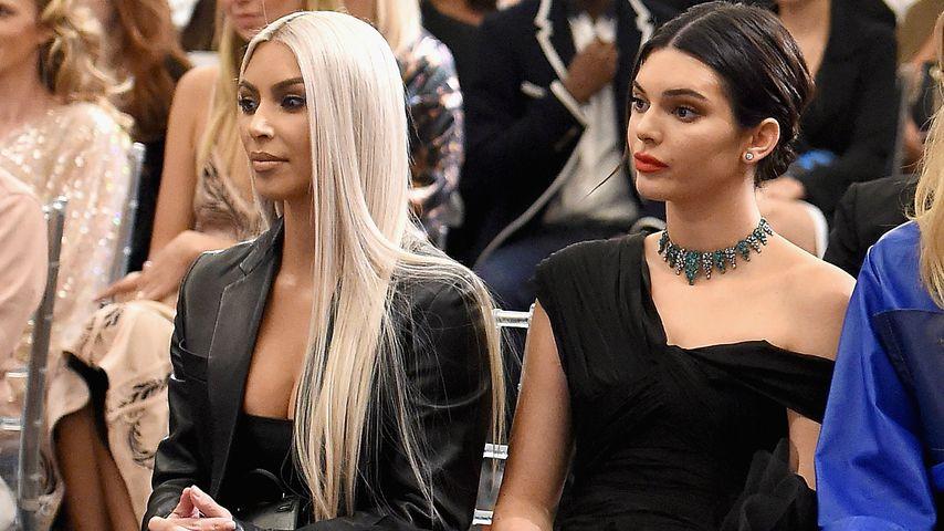 Kim K ist außer sich: Kendall Jenner will sich Waffe kaufen!