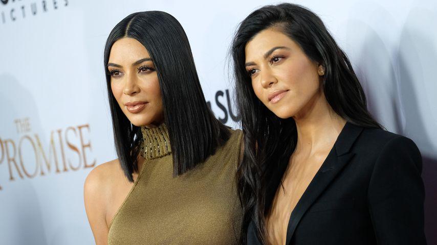 Kim und Kourtney Kardashian, Reality-TV-Stars