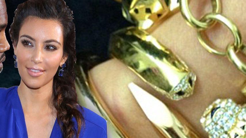 Kanye West: So sehr verwöhnt er die schwangere Kim