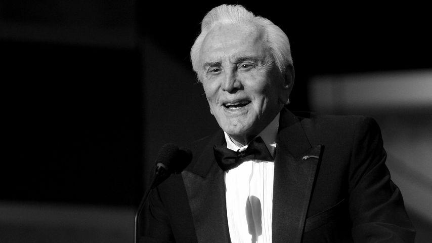 Hollywood-Legende Kirk Douglas ist mit 103 Jahren gestorben