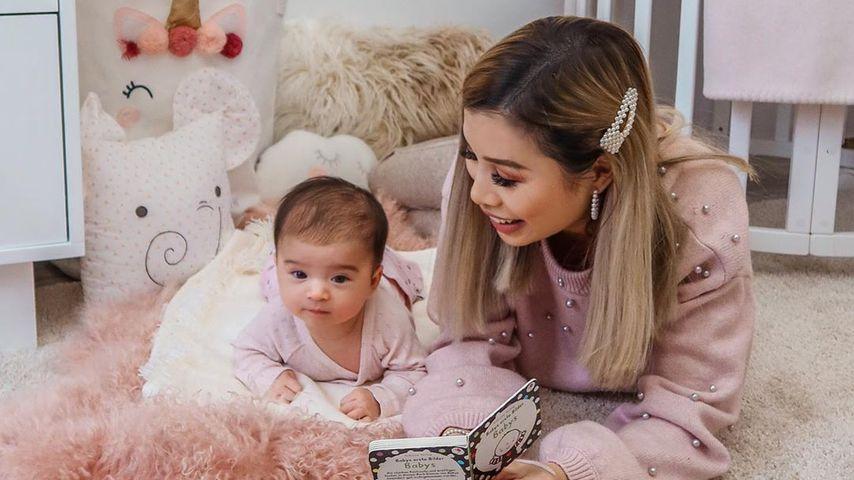 Kisu und Baby Milena