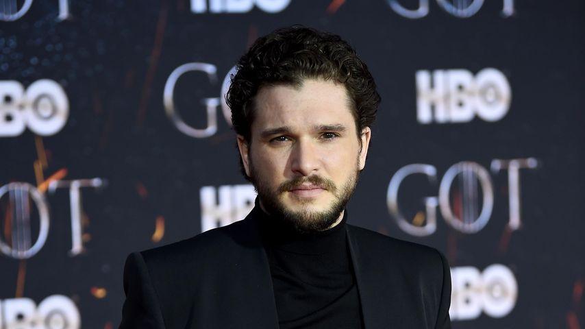 """Kit Harington bei der """"Game of Thrones""""-Premiere im April 2019"""