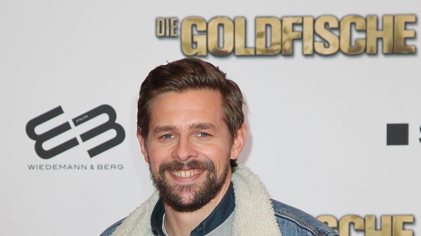 """Klaas Heufer-Umlauf bei der Premiere des Films """"Die Goldfische"""""""