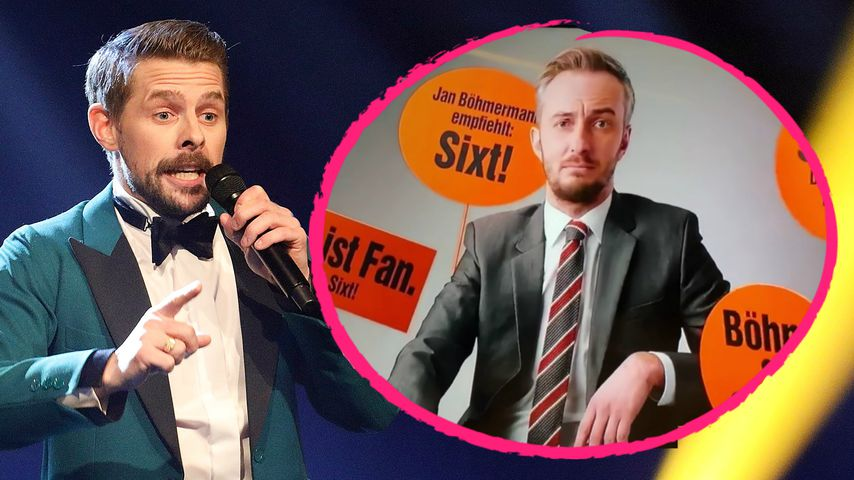"Urwitzig: Böhmermann crasht Klaas' ""Late Night Berlin""-Debüt"