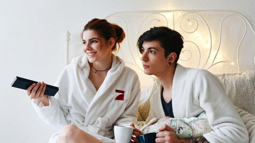 Klaudia Giez mit Boyfriend Felipe