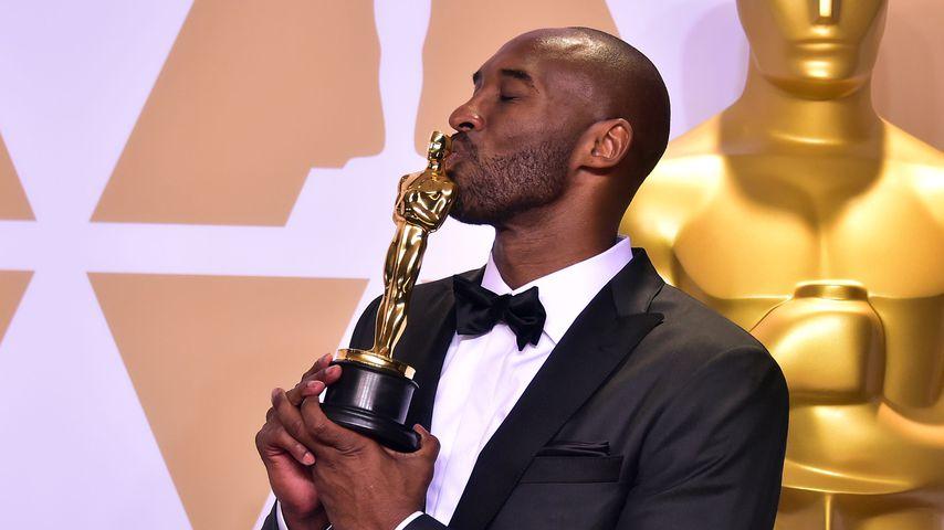 Kobe Bryant im März 2018