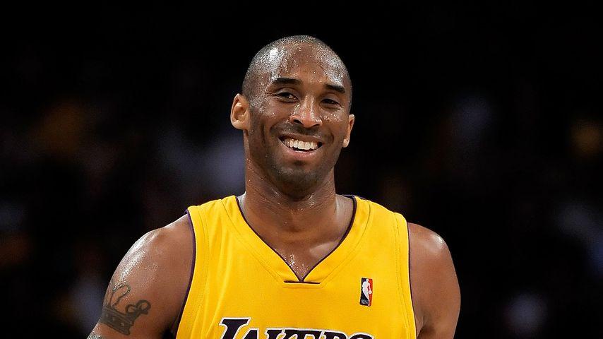 Kobe Bryant bei einem Spiel der Los Angeles Lakers, 2009