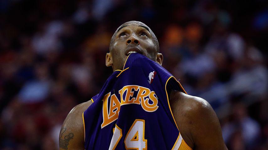 Kobe Bryant im Januar 2013