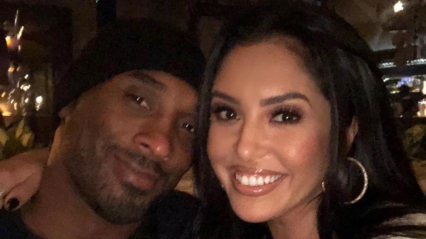Kobe Bryant und seine Frau Vanessa
