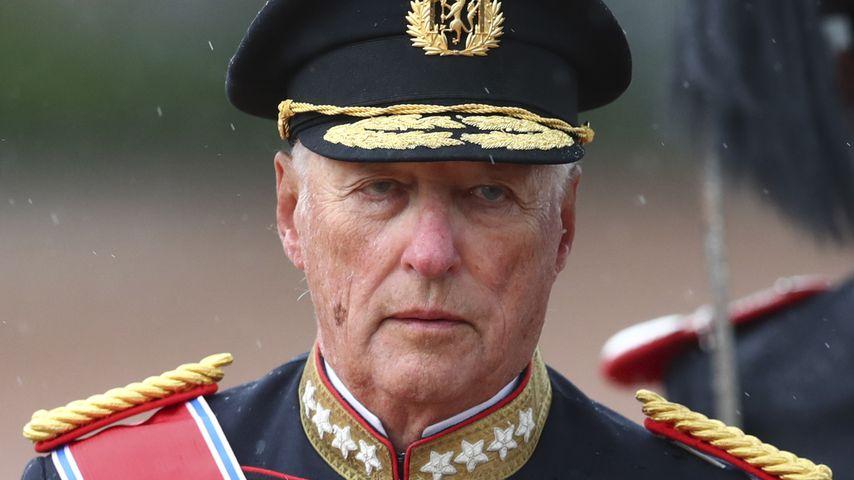 König Harald von Norwegen 2019