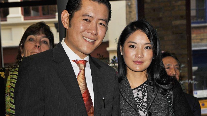 Thronfolger geboren: Royales Baby für Bhutans Königshaus!