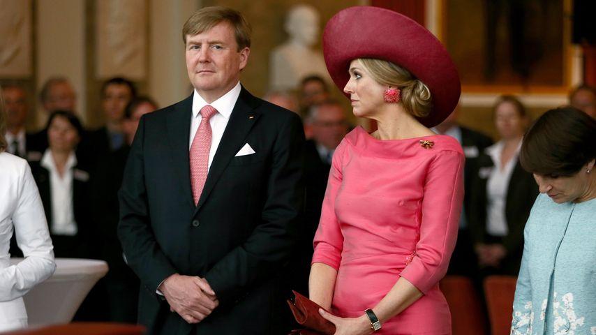 König Willem-Alexander und Königin Máxima zu Besuch in Bayern