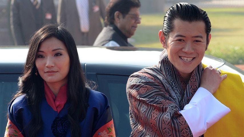 1. Bilder vom Prinzen: So süß ist das royale Bhutan-Baby