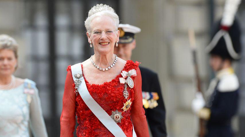 Königin Margrethe im Juni 2015 in Stockholm