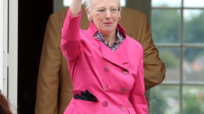 Königin Margrethe im Juli 2016 in Grasten