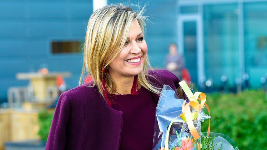 Königin Maxima der Niederlande, Januar 2019