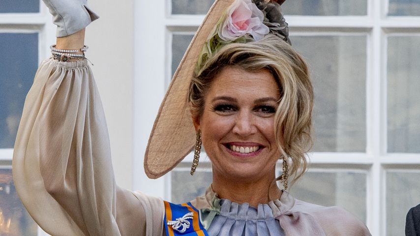 Königin Maxima der Niederlande beim Prinzentag in Den Haag 2018